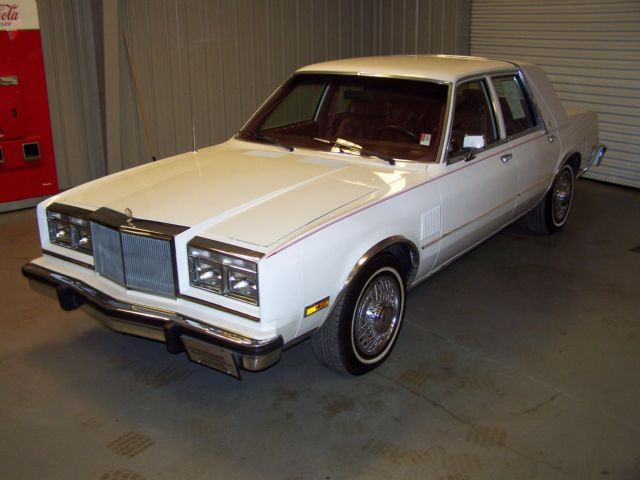 1988 Chrysler New Yorker 1-OWNER 61K PRISTINE ORIGINAL GARAGED CA CAR 4DR