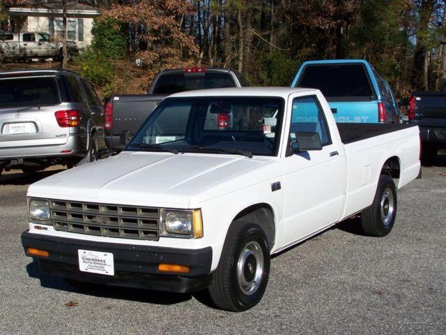Sharp Clean Ga Rock Solid Chevy Gmc S10 S15 Sister Truck Long Bed Ez Life Hauler For Sale Photos Technical Specifications Description
