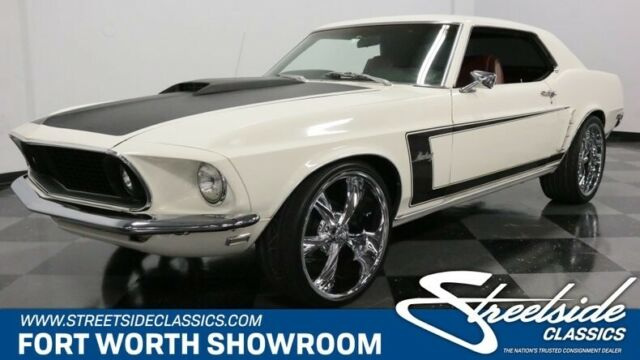 1969 Ford Mustang --