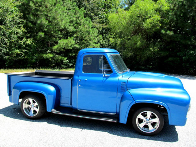 1953 Ford F-100 Shortbed
