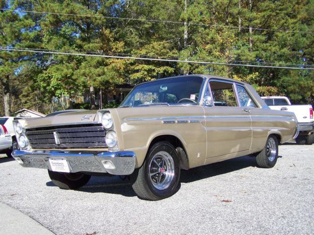 1965 Mercury Comet 404 COUPE A #'s MATCHING FORD FAIRLANE 500 SISTER