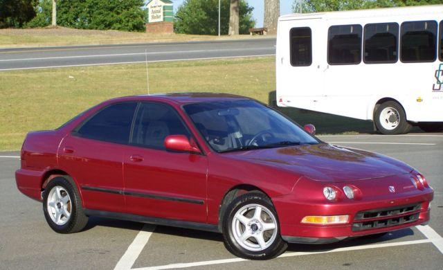 1994 Acura Integra LS ALL STOCK ADULT OWNED A SMOOTH RUNNING SEDAN!