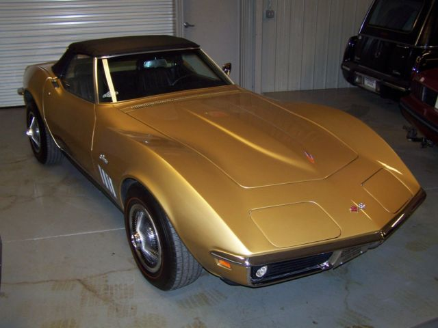 1969 Chevrolet Corvette STINGRAY L46 100 PHOTOS MUST SEE DRIVE/SHOW A GEM!