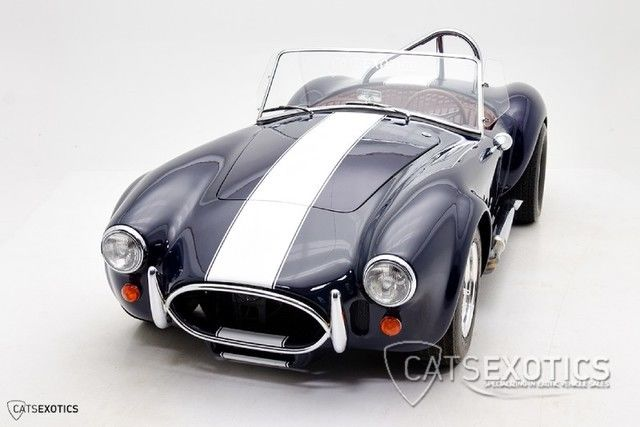 1965 Shelby Arnzt Roadster Recreation