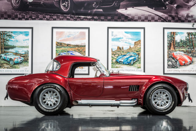Shelby Certified 1965 Superformance Cobra For Sale Photos