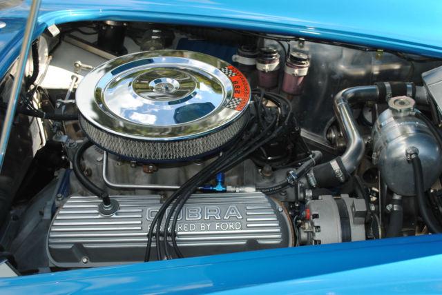 Shelby Cobra 289 Kirkham Slab Side Ford For Sale Photos