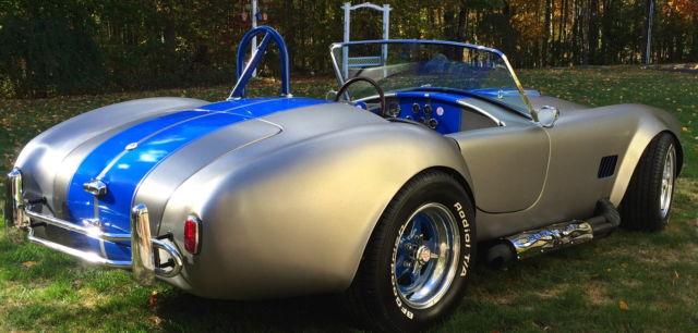 shelby cobra kit car for sale photos technical specifications description. Black Bedroom Furniture Sets. Home Design Ideas