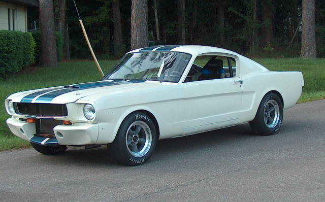 1965 Shelby GT350R Fastback