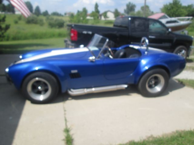 1965 Shelby cobra 427 ac replica
