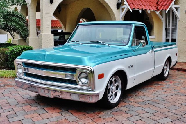 1970 Chevrolet C-10 Amazing Custom Frame Off Restoration Must See