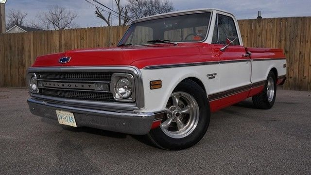 1970 Chevrolet C-10 CST-BIG BLOCK