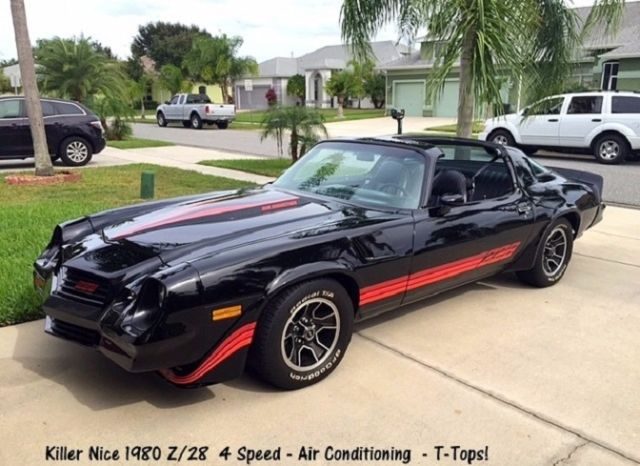 1980 Chevrolet Camaro Collector