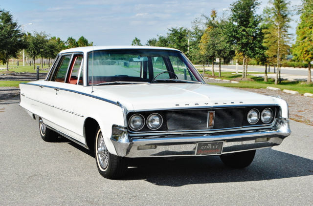 1965 Chrysler Newport Best original newport you will ever find.
