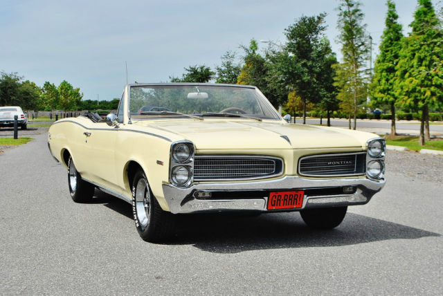 1966 Pontiac Tempest Must be seen driven amazing classic convertible