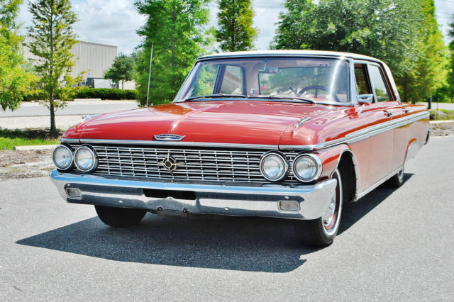 1962 Ford Galaxie Sold at No reserve this week.