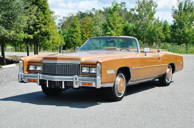 1976 Cadillac Eldorado must see drive priced to sell today call now
