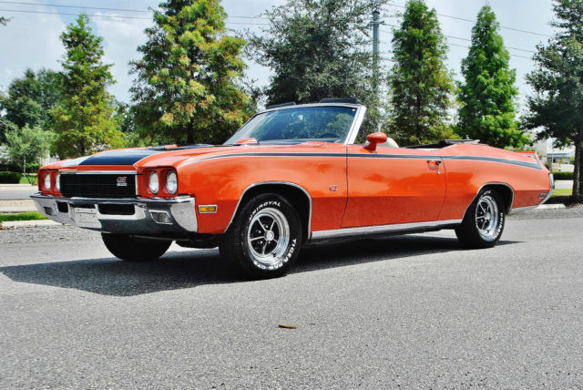 1972 Buick Skylark Simply sweet gsx tribute restored beautiful wow