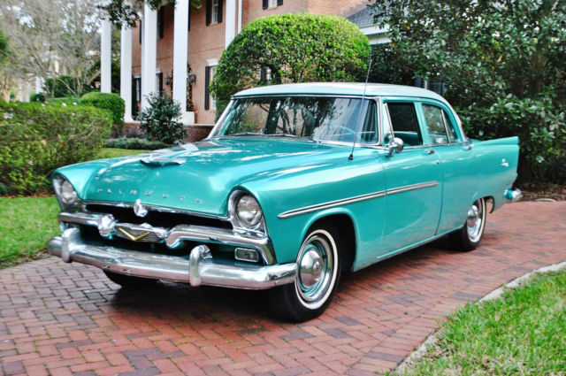 1956 Plymouth Other Savoy Just 1 recent repaint 42ks Must See Drive