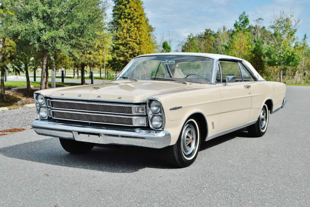 1966 Ford Galaxie The best mainly original in country.