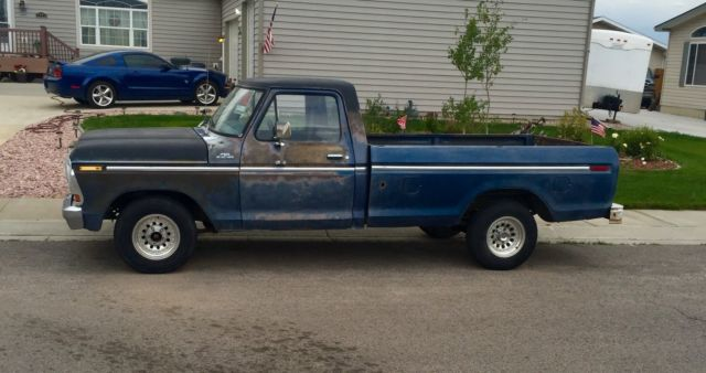 1978 Ford F-100 150