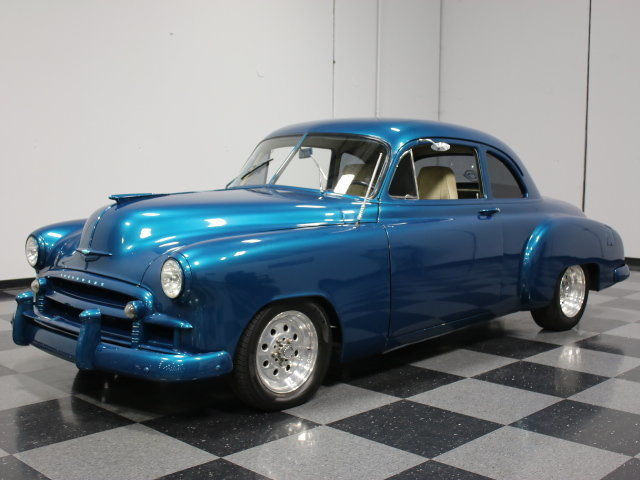 1950 Chevrolet Bel Air/150/210 Coupe