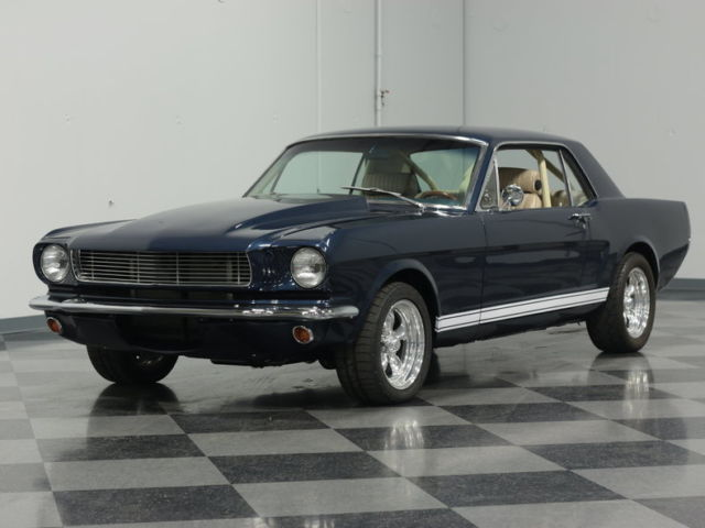 1966 Ford Mustang Restomod
