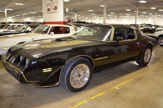 smokey and the bandit black trans am for sale photos technical specifications description. Black Bedroom Furniture Sets. Home Design Ideas