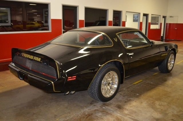 Smokey and the bandit black trans am for sale photos for Pm stanley motor cars