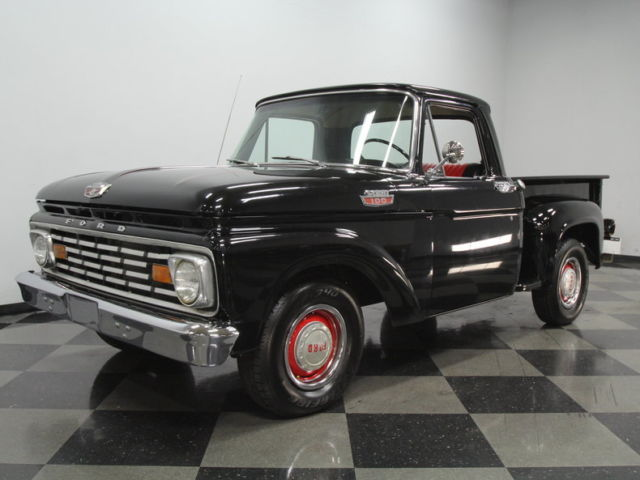 1963 Ford F-100 Custom Cab