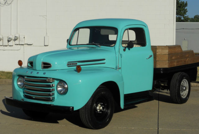 1948 Ford F2 3/4-TON TRUCK MUST SEE! NO RESERVE AUCTION! HIGHEST BIDDER WINS!