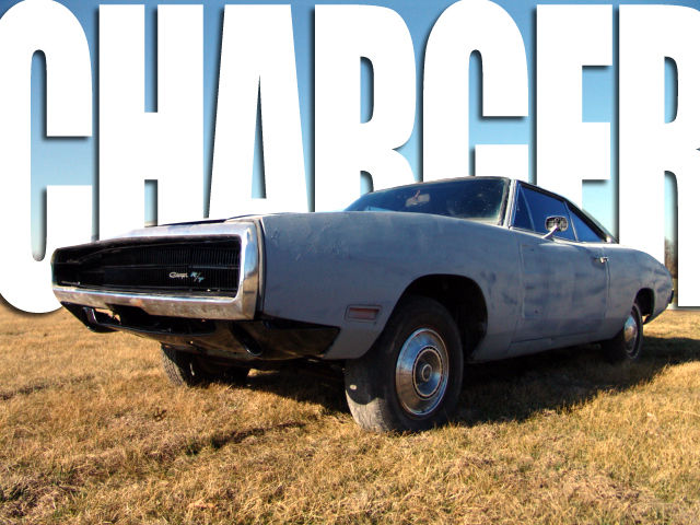 1970 Dodge Charger LOW RESERVE!