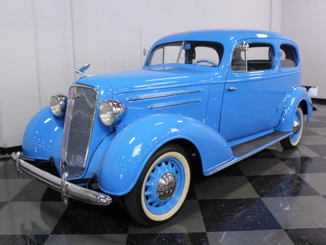 1935 Chevrolet Other Deluxe