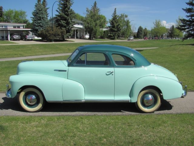1947 Chevrolet Stylemaster Sport Coupe