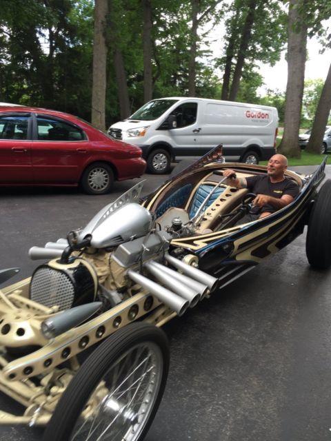 Used Cars Toledo Ohio >> Space Junkie 2.0 Custom Creation By Ian Roussel Full Custom Garage for sale: photos, technical ...