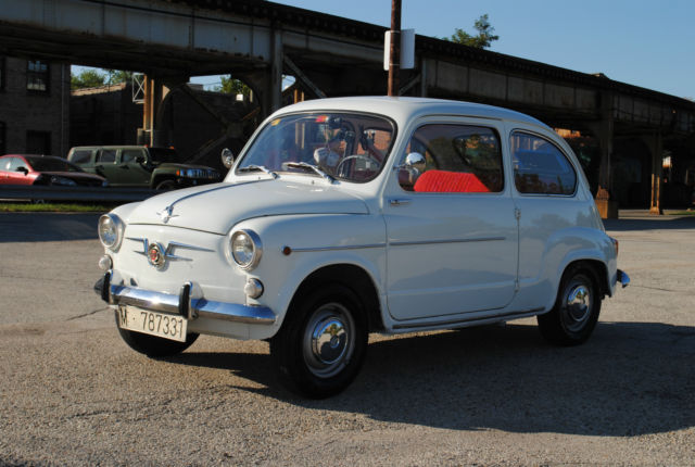 1969 Other Makes 600 D - SEAT 600 D