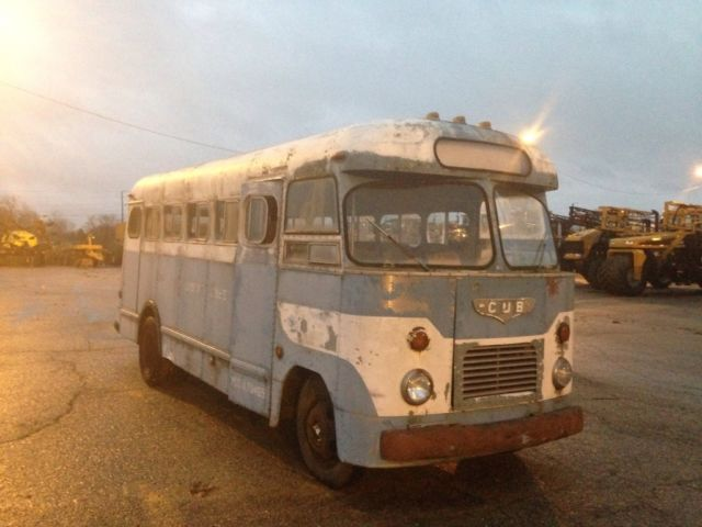 1952 Other Makes Bus