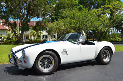 1967 Shelby Cobra ERA Roush 402R 525HP Engine