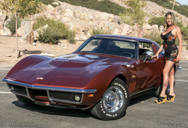 1969 Chevrolet Corvette 427ci/390hp 4 SPEED COUPE SPECTACULAR CONDITION