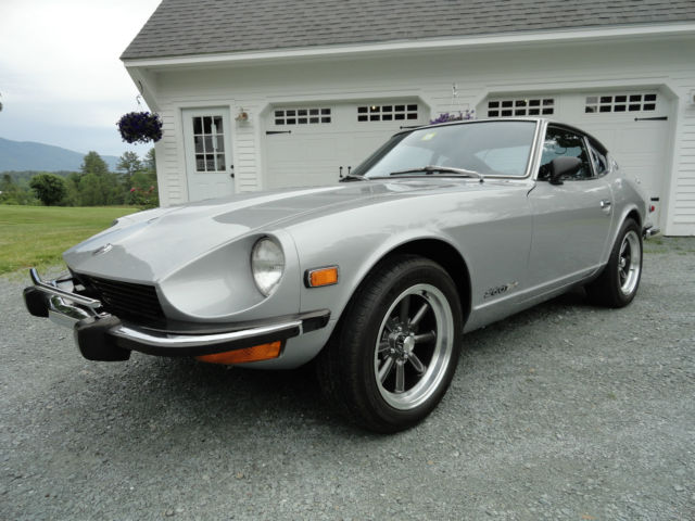 1974 Datsun Z-Series GT Coupe
