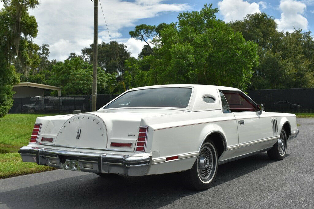 1977 Lincoln Continental Mark V Series
