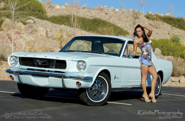 1966 Ford Mustang LIMITED EDITION