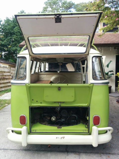 Split windshield vw bus volkswagen t1 kombi 15 windows for 16 window vw bus for sale
