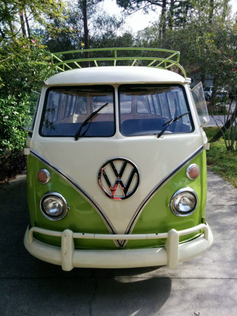 split windshield vw bus volkswagen  kombi  windows version  sale  technical