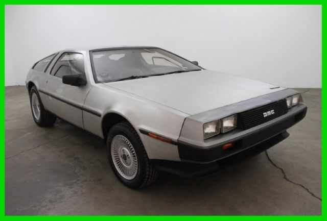 1983 Other Makes Delorean