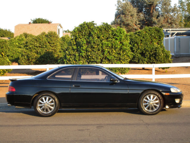 1992 Lexus SC OVER $2800.00 JUST SPENT ON MAJOR SERVICE