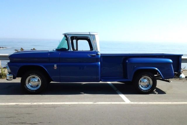 1963 Chevrolet C-10 Long Bed Step Side