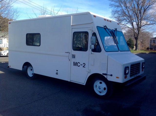 1993 GMC Other P30 Medium Duty Vehicle
