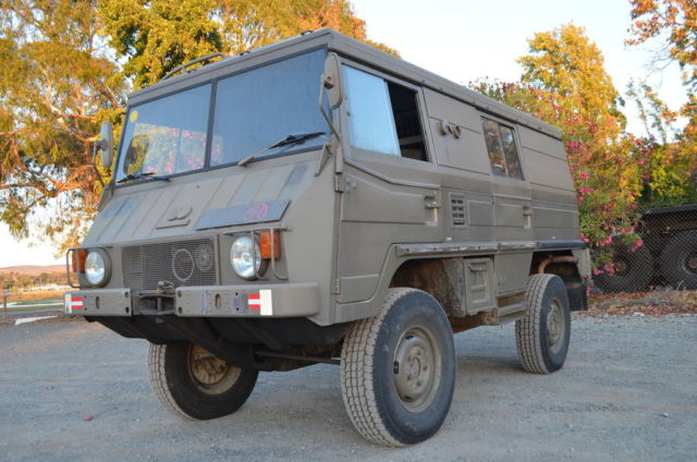 1974 Other Makes Steyr Puch Pinzgauer 710K