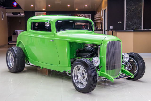 1932 Ford 3-Window Coupe Street Rod