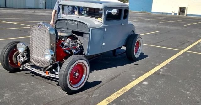 street Rod -all the hard work done ford 9inch 389 gears